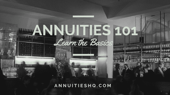 learn about annuities for dummies