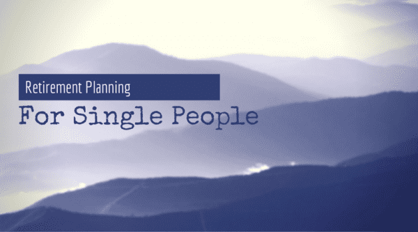retirement investing for single people